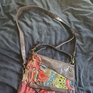 DESIGUAL why? Cross body or shoulder bag